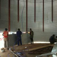 Buy cheap 2018 Best Sale Hot Galvanized Grain Storage Steel Silo In China from wholesalers