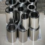 Buy cheap Hot Cold Rolled Titanium Grade 5 Foil , Titanium Alloy Foil Width 30~300mm from wholesalers