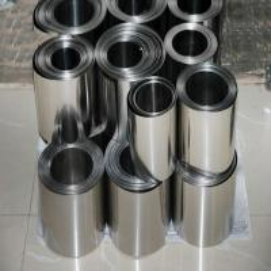 China Hot Cold Rolled Titanium Grade 5 Foil , Titanium Alloy Foil Width 30~300mm on sale