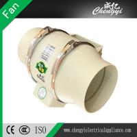 Buy cheap Best Price 4 '' 100mm Inline Duct Fan mixed flow inline fan exhaust tube pipe fan 4' 5 6 8 inch available from wholesalers