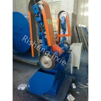 Buy cheap 1.5-4.64 kW Variable Speed Belt Grinder 125mm Maximum Grinding Length from wholesalers