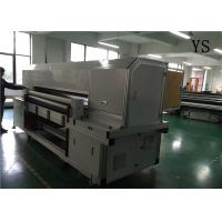 Cotton Fabric Printing Inkjet Ricoh Industrial Digital Textile Printer 7PL Drop One Year Guarrantee Manufactures