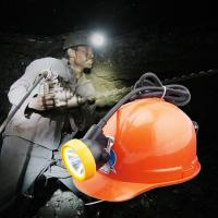 Cree rechargeable high power led mining cap lamp Manufactures