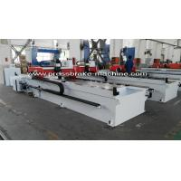 Buy cheap V Groover Hydraulic CNC V Grooving Machine , 2.2 KW V Cutter Gantry Type from wholesalers