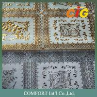 Nice Colorful PVC Tablecloth Pretty Surface Handle Soft With Much Designs Much Thickness Manufactures