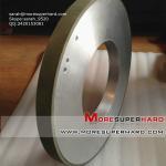 Buy cheap for thermal spraying coating resin bond grinding wheel   sarah@moresuperhard.com from wholesalers