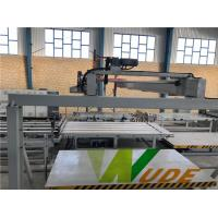 Buy cheap Embossed Patterm Short Cycle Lamination Hot Press With Double Side Synchronous from wholesalers