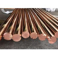 Buy cheap UNS C71500 Copper Nickel Pipe Copper Nickel Tubing With Polished Surface from wholesalers