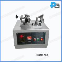 Buy cheap BS1363-2 Plug Socket Gauges Fig 9 Apparatus for Abrasion Test on Insulating Sleeves of Plug Pins from wholesalers