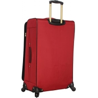 Buy cheap 600D 3 Piece EVA Trolley Luggage 170T Polyester Inner Lining from wholesalers
