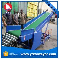 Automatic trailer,van,truck,container Stuffing Loading Conveyor Manufactures