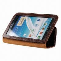 Wholesale Convenient-to-carry Wallet Leather Mobile Phone Case with Eco-friendly Material from china suppliers
