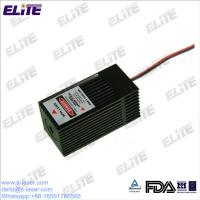 Buy cheap Customized FDA Certify 532nm 30mw-200mw High Power DPSS Green Laser Module with TEC Cooler from wholesalers