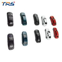 1:100 scale ABS plastic model painted car model toy 4-4.8cm for architectural miniature kits Manufactures