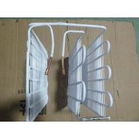 Buy cheap Bundy Wire Tube Ice Maker Evaporator Refrigerator Parts With Powder Coating from wholesalers