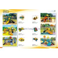 Buy cheap 2014 best quality used school playground equipment for sale from wholesalers