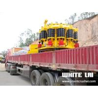 Buy cheap Quarry Spring Coarse Stone Cone Crusher For Granite 200tph With Concrete Foundation from wholesalers