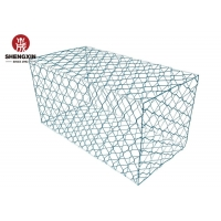 Buy cheap Weather Resistance 4mm Woven Gabion Baskets Rock Fall Protection from wholesalers
