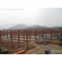 Buy cheap Wide Span Pre-Engineering Industrial Steel Buildings Frame , Movable Container House from wholesalers