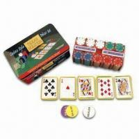 Buy cheap 200-piece Poker Chips from wholesalers