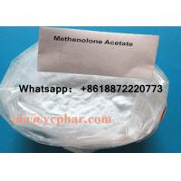 Buy cheap Raw Steroid Powders Methenolone Acetate (Primobolan) CAS No: 434-05-9 b from wholesalers