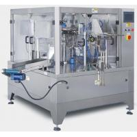 Buy cheap stand-up pouch with zipper Pre-bag packaging machine for granular,powder,liquid,paste from wholesalers