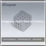 Permanent neodymium 10000 gauss block magnet