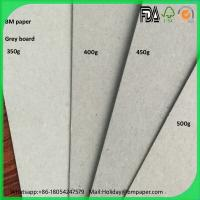 Buy cheap Cheapest price 500gsm grey board for lever arch files from wholesalers