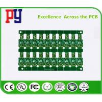 Buy cheap Medical Quick Turn PCB Printed Circuit Board 4 Layers FR4 Immersion Gold Long Lifespan from wholesalers
