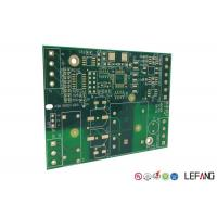Buy cheap ENIG Surface Copper Clad Printed Circuit Board 4 Layers With ISO9001 Certificati from wholesalers