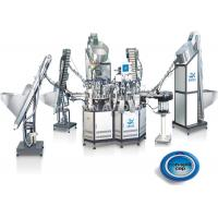 380V 50HZ Automatic Assembly Line machinery For Non Spill Caps