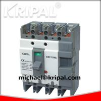 Buy cheap ABE104 molded case circuit breaker MCCB from wholesalers