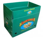 Corrugated Board Fruit Carton Box