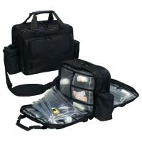 Buy cheap Medical Aid Professional Case Organizer Multi Pockets Messenger Bag-medical organtoer bag from wholesalers