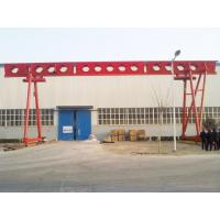 Buy cheap MH16-30-9 Electric Hoist Single Girder Gantry Crane from wholesalers