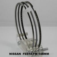Buy cheap High Performance FE6TA Nissan Piston Ring Set / Sealed Power Spare Parts MK250 from wholesalers