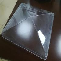 Buy cheap Indoor Dome Skylight Roofing 50 Micron UV Coating Soundproof Easy To Install from wholesalers