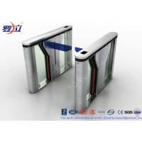 Wholesale Pedestrian Intelligent Security Drop Arm Turnstile Access Control with LED Indicator from china suppliers
