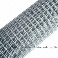 Buy cheap Building Wire Galvanized Welded Mesh Panels 19 Gauge PVC Coated 0.5-2m Width from wholesalers