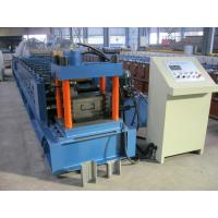 Cr12 Mould Steel Purlin Roll Forming Machine Automatic Cutting for Purlin