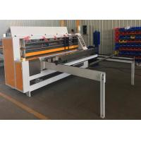 Buy cheap Automatic Thin Blade Slitter Scorer Machine For Corrugated Paperboard product