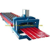 Buy cheap Walkway Plank Roof Panel Roll Forming Machine from wholesalers