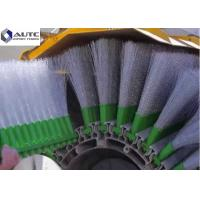 Buy cheap Polypropylene Wire Industrial Brushes Airport Runway For Street Cleaning Dusting from wholesalers