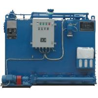 Buy cheap 440V 3.9KW Package Sewage Treatment Plants  , Sewage Treatment Plant For Ships from wholesalers