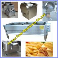 Buy cheap Potato chips processing equipment, potato chips making machines from wholesalers