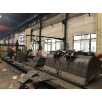 Buy cheap HARDOX400 Excavator Tilt Bucket Unload Coal 0.4-3m3 Capacity High Strength Teel from wholesalers