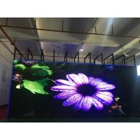 Buy cheap Full Color Tv Indoor Fixed LED Screen P3 P4 RGB SMD Magnetic Design Install from wholesalers
