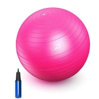 Buy cheap Explosion Proof Gym Yoga Balance Ball Large Fitness Body Tone Workout Exercise Ball from wholesalers