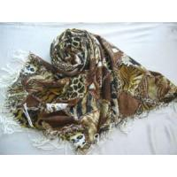 Wholesale Leopard Printed Acrylic Scarf (HP-C2000) from china suppliers