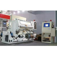 Buy cheap doctoring rewinding machine slitter rewinder machine paper aluminium foil rewinding machine fabric inspection from wholesalers